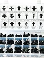 Недорогие -164pcs honda acura push-type фиксатор крепеж клипса заклепки комплект ассортимент