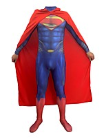 Недорогие -Вдохновлен Косплей Супер-герои Аниме Косплэй костюмы Японский Косплей Костюмы Накидка / Костюмы зентай Назначение Муж.