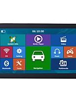 Недорогие -9-дюймовый автомобильный GPS-навигатор спутниковые навигаторы 256 / 8gb Bluetooth AV-FM передатчик бесплатные карты