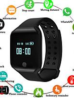 Недорогие -Z66 умный браслет спорт кровяное давление часы пульс fitnesstracker b07 smartband ip67 водонепроницаемый для ios android