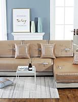 Недорогие -диванная подушка современные тисненые ледяные шелковые чехлы