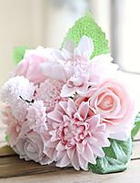 Недорогие -Искусственные Цветы 8.0 Филиал Классический европейский Свадебные цветы Розы Ромашки Букеты на стол