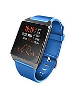 Недорогие -W2 умный браслет мужчины женщины водонепроницаемый смарт-часы монитор артериального давления сердечного ритма фитнес-трекер смарт-браслет