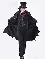 Недорогие -Вдохновлен Rosario and Vampire Vampire Dracula Аниме Косплэй костюмы Японский Косплей Костюмы Пальто / Жилетка / Брюки Назначение Муж.