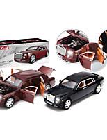 Недорогие -Игрушечные машинки Классическая машинка Автомобиль Взаимодействие родителей и детей Металл Алюминиево-магниевый сплав Детские Все Игрушки Подарок