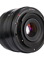 Недорогие -7Artisans Объективы для камер 7Artisans 50mmF1.8E-BforФотоаппарат