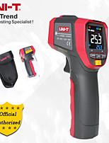Недорогие -инфракрасный термометр uni-t ut301a цветной экран высокого разрешения электронный термометр / -32 420c регулируемая излучательная способность