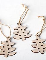 Недорогие -Орнаменты Дерево 3 предмета Рождество