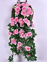 Недорогие -Искусственные Цветы 1 Филиал Классический Современный современный Pастений