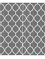 Недорогие -web знаменитости стиль 3d печать высококачественные шторы утолщенные полный оттенок ткани занавес для гостиной водонепроницаемый против морщин чистый полиэстер занавески для душа