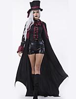 Недорогие -Вдохновлен Rosario and Vampire Vampire Dracula Аниме Косплэй костюмы Японский Косплей Костюмы Пальто / Жилетка / Брюки Назначение Жен.