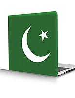 Недорогие -Пакистан флаг ПВХ жесткий чехол для MacBook Pro Air Retina чехол для телефона 11/12/13/15 (a1278-a1989)