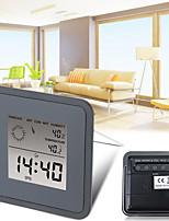 Недорогие -метеостанция беспроводные датчики цифровой термометр гигрометр жк-дисплей температура&влажность 0c-60c / 20% -99% ts-s66