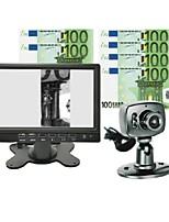 Недорогие -горячие продажи 7 детекторы денег детектор евро деньги детекторы gw8002x