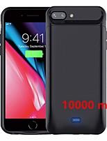 Недорогие -10000 mAh Назначение Внешняя батарея Power Bank 5 V Назначение 1 A Назначение Зарядное устройство Кейс со встроенной батареей для iPhone LED