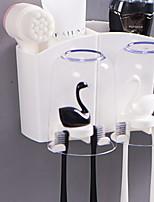 Недорогие -Инструменты Креатив / Оригинальные Современный современный PP 3шт - Инструменты Зубная щетка и аксессуары