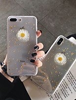 cheap -case for apple iphone 11 / iphone 11 pro / iphone 11 pro max pattern / glitter shine back cover flower tpu