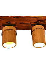 Недорогие -бра настенный светильник 2 светильника новый дизайн современный современный настенный светильник скрытого монтажа / поворотный кронштейн / настенные светильники&усилитель; бра магазины / кафе /