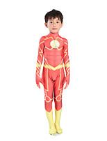 Недорогие -Вдохновлен Косплей Супер-герои Аниме Косплэй костюмы Японский Косплей Костюмы Назначение Мальчики
