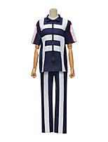 Недорогие -Вдохновлен My Hero Academia Boko No Hero Тодороки Схото Аниме Косплэй костюмы Японский Косплей вершины / дна Назначение Муж. / Жен.