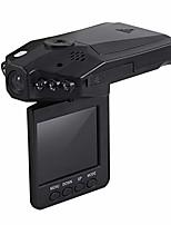 Недорогие -1080p HD Автомобильный видеорегистратор 120° Широкий угол 2.5 дюймовый LCD Капюшон с Обноружение движения / Запись цикла / USB-диск Нет Автомобильный рекордер