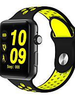 Недорогие -dm09 plus умные часы водонепроницаемая сим-карта hd ips экран bluetooth спорт smartwatch носимые устройства для ios android