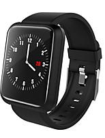 Недорогие -Смарт Часы Цифровой Современный Спортивные силиконовый 30 m Защита от влаги Пульсомер Bluetooth Цифровой На каждый день На открытом воздухе - Черный Белый Лиловый