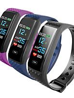Недорогие -Ck17s умный браслет артериального давления монитор сердечного ритма фитнес-трекер водонепроницаемый умный браслет спортивные часы для ios android