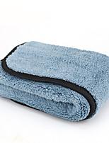 Недорогие -Тонкое волокно полировки толстый коралловый флис автомойка набор для чистки полотенец для автомобиля