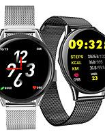Недорогие -sn58 smart watch bt фитнес трекер поддержка уведомить&совместимый монитор сердечного ритма Samsung / Android телефонов / Iphone