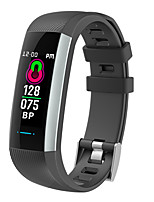 Недорогие -Смарт Часы Цифровой Современный Спортивные силиконовый 30 m Защита от влаги Пульсомер Bluetooth Цифровой На каждый день На открытом воздухе - Черный Лиловый Синий