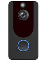 Недорогие -Factory OEM v7 Беспроводное Нет экрана (выход на APP) Переносной Один к одному видео домофона
