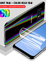 cheap -6d screen protector for samsung galaxy s10 5g s10e s10x s8 s9 s10 plus note 9 8 a8s a9s a9 2018 glossy front back hydrogel film