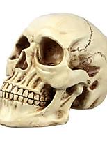 Недорогие -Праздничные украшения Украшения для Хэллоуина Декоративные объекты Оригинальные Бежевый 1шт