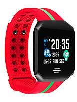 Недорогие -B07 многофункциональные умные часы умный браслет фитнес-трекер сердечного ритма сна&усилитель; монитор активности