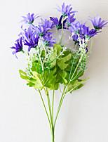Недорогие -Искусственные Цветы 2 Филиал Классический Modern Пастораль Стиль Хризантема Вечные цветы Букеты на стол