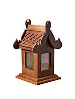 Недорогие -Художественный Декоративная Настольная лампа Назначение В помещении Дерево / бамбук 110-120Вольт / 220-240Вольт