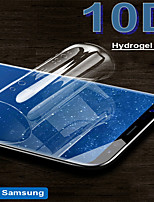 cheap -10d curved full protective hydrogel film for samsung s10 s8 s9 plus screen protector for samsung note 8 9 s7edge no glass