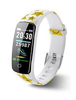 Недорогие -Умный браслет td19 bt фитнес-трекер поддержка уведомлений / монитор сердечного ритма водонепроницаемый SmartWatch совместимый IOS / Android телефоны