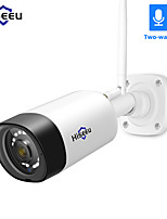 cheap -Hiseeu TZ-HB312 HD 1080P Wireless Outdoor Security Camera Weatherproof 2MP Bullet IP WiFi Outdoor Camera for Hiseeu CCTV Camera System