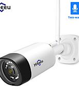 Недорогие -hiseeu tz-hb312 hd 1080p беспроводная наружная камера безопасности, защищенная от непогоды, 2-мегапиксельная пуля ip wi-fi уличная камера для системы видеонаблюдения hiseeu cctv