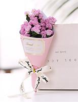 Недорогие -Искусственные Цветы 1 Филиал Классический Свадебные цветы Modern Pастений Вечные цветы Букеты на стол