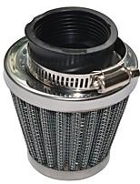Недорогие -2 шт. 39 мм двухслойная сетка грибов дизайн воздушный фильтр запасные части фильтрации общего применения калибр39 мм package2 комплекты