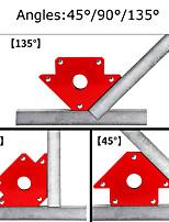 Недорогие -держатель сварочных магнитов 25 \ 50 \ 55 \ 75 \ 80lb сила красный стиль: треугольник стрелка