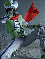 Недорогие -Вдохновлен Мир Aotu Косплей Аниме Косплэй костюмы Японский Косплей Костюмы Жилетка / Кофты / Брюки Назначение Жен.
