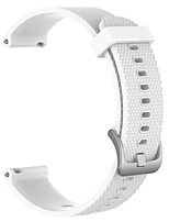 Недорогие -Ремешок для часов для Амазфит ГТР 42мм Huawei Спортивный ремешок силиконовый Повязка на запястье