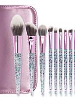 Недорогие -профессиональный Кисти для макияжа 10 шт. Новый дизайн Sexy Lady обожаемый Алюминиевый сплав 7005 за Косметическая кисточка