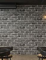 Недорогие -обои Нетканые Облицовка стен - Клей требуется С принтом