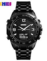 Недорогие -Skmei 1464 открытый мода ночник спортивные многофункциональные индивидуальные водонепроницаемые электронные часы