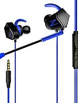 Недорогие -LITBest Ear13 Игровая гарнитура Проводное Игры С подавлением шума